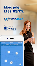 ExpressJobs Job Search & Apply screenshot thumbnail
