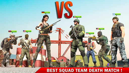 Modern FPS Shooting Strike: Counter Terrorist Game 2.9 screenshots 10