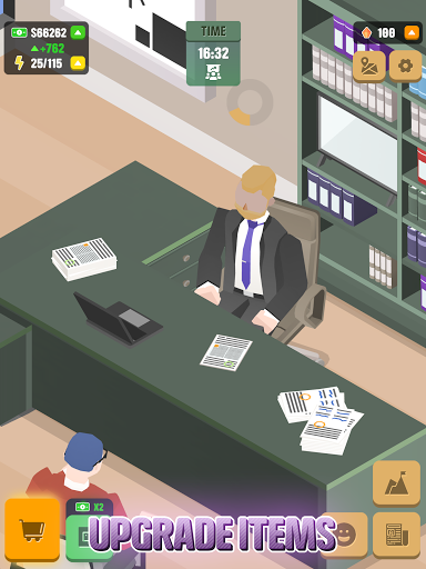 Idle Law Firm: Justice Empire  screenshots 11