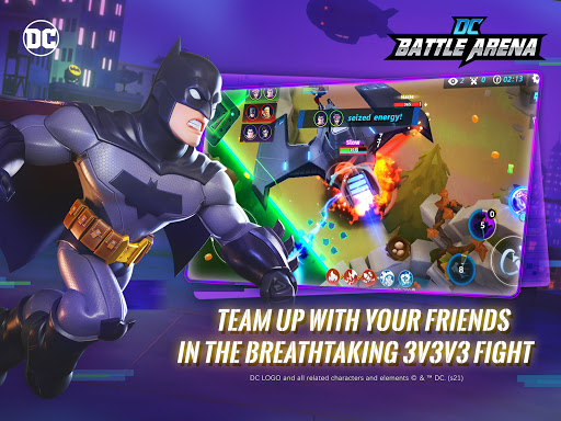 DC Battle Arena 1.0.34 screenshots 16