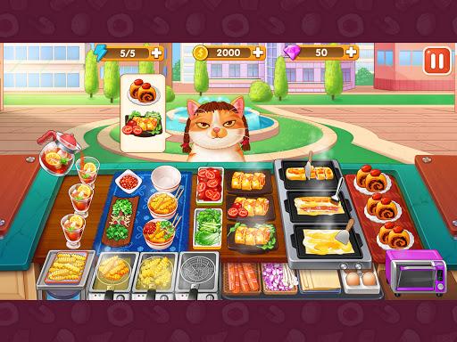 Breakfast Story: chef restaurant cooking games 1.8.3 screenshots 10