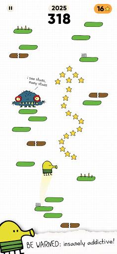 Doodle Jump 2 apkpoly screenshots 1