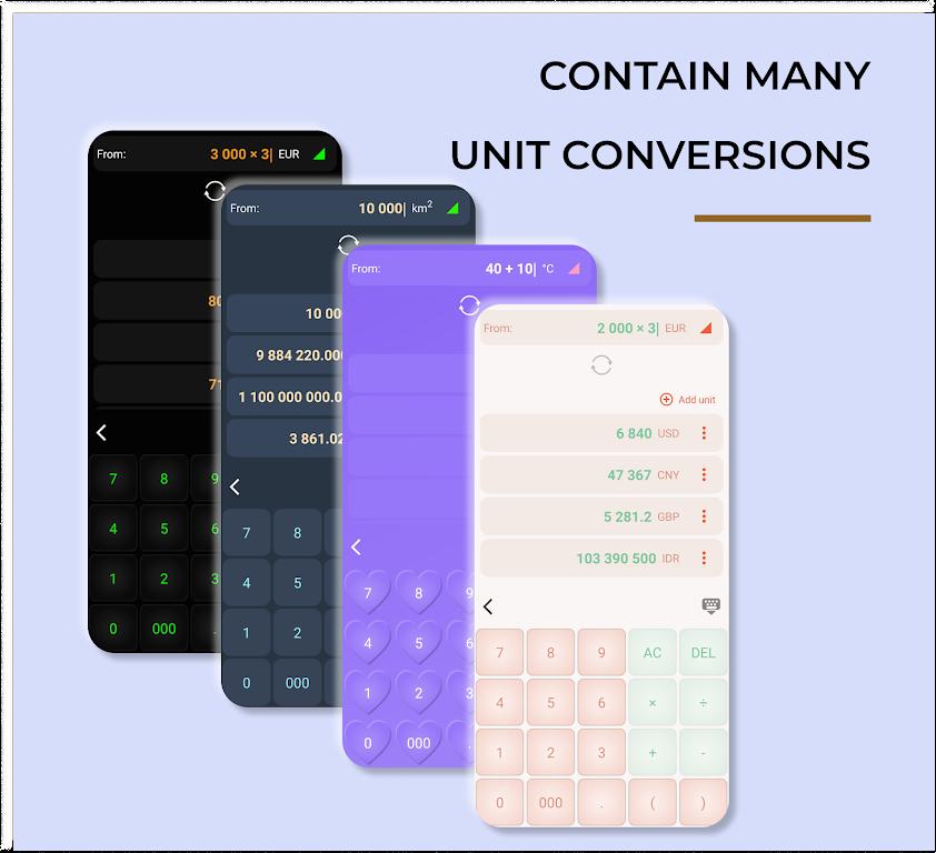 HiEdu Scientific Calculator Pro poster 4