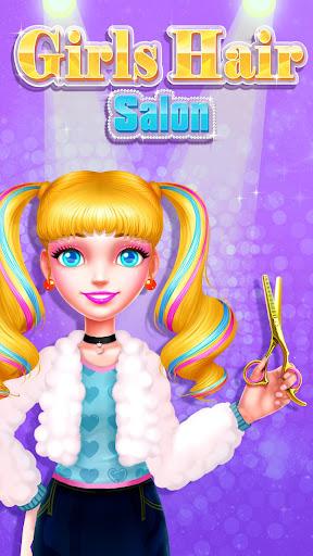 ud83dudc87ud83dudc87Girls Hair Salon 3.0.5038 screenshots 16