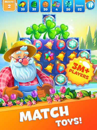Christmas Sweeper 3 - Puzzle Match-3 Game android2mod screenshots 10