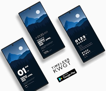 Timeless KWGT Apk [Paid] Download for Android 8