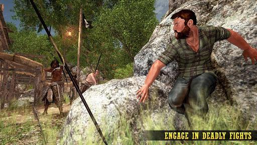 Hero Jungle Adventure - Jungle Survival Game 2020 screenshots 2