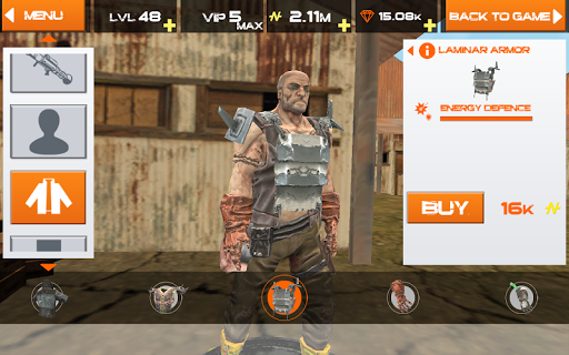 Mad Man: after Doomsday apkdebit screenshots 5