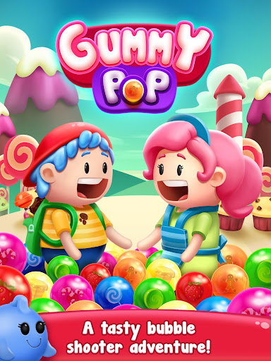 Gummy Pop - Bubble Pop Games 3.6 screenshots 17