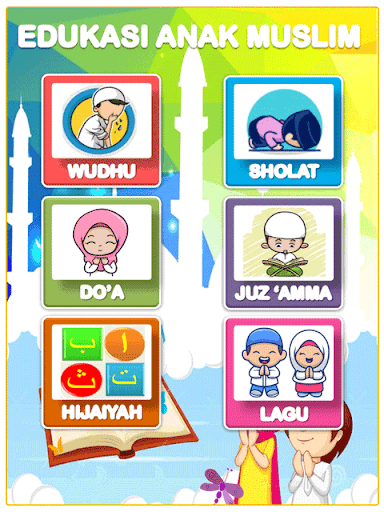 Edukasi Anak Muslim 7.0.4 screenshots 8
