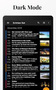 Diaro - Diary, Journal, Mood Tracker with Lock 3.91.0 Screenshots 16