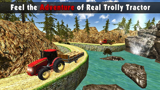 Rural Farm Tractor 3d Simulator - Tractor Games 2.7 screenshots 1
