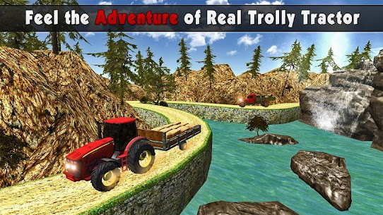 Rural Farm Tractor 3d For Pc (Download On Computer & Laptop) 1