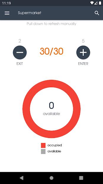 Counter-App screenshot 3