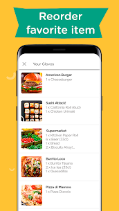 Glovo: Order Anything. Food Delivery and Much More 7