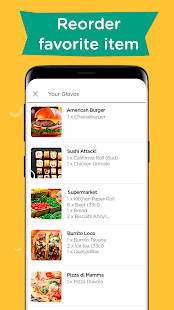 Glovo: Order Anything. Food Delivery and Much More 5.124.0 Screenshots 7