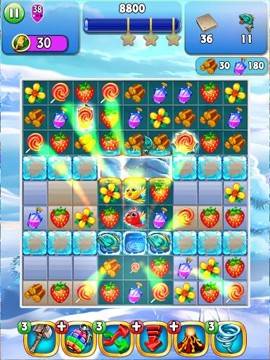 Magica Travel Agency: Match 3 Games, Jigsaw Puzzle  screenshots 22