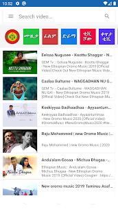 Oromo Music Video : Ethiopia Music 1.0.2 APK Mod Updated 1