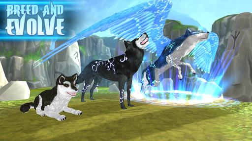 Wolf: The Evolution - Online RPG 1.96 Screenshots 3