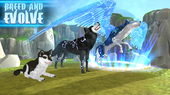 Wolf: The Evolution – Online RPG 1.96 APK with Mod + Data 3