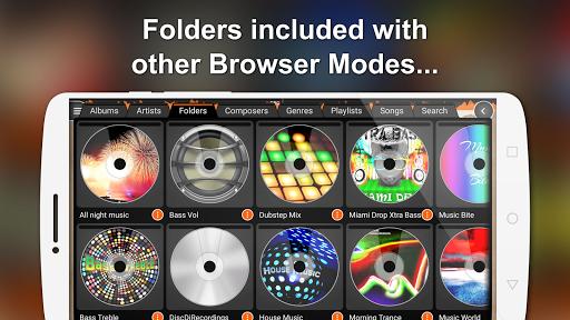DiscDj 3D Music Player - 3D Dj Music Mixer Studio  Screenshots 16