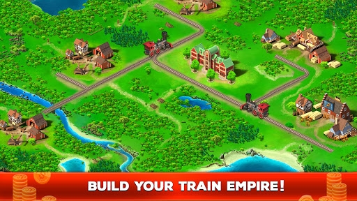 Idle Train Empire modavailable screenshots 11