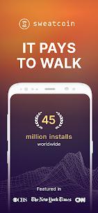 Sweatcoin Premium Mod APK Latest Version 2021** 1