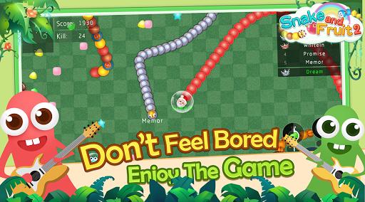 Snake and Fruit 2  screenshots 8