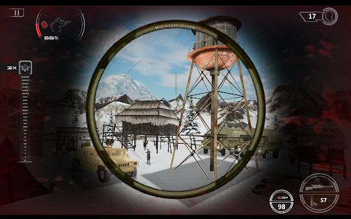 Mountain Sniper Shooting: 3D FPS 8.3.6 screenshots 4