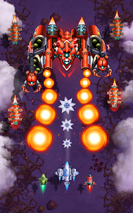 Strike Force - Arcade shooter - Shoot 'em up Screenshot