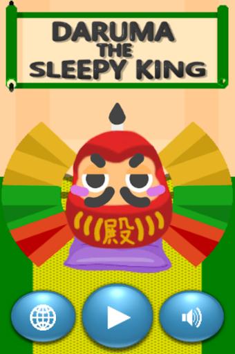 daruma the sleepy king screenshot 1