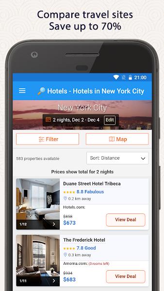 Hotel Search