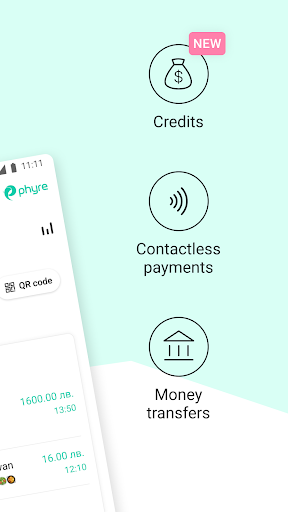 phyre: digital wallet for mobile payments screenshots 2