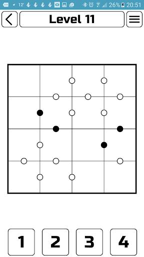 Kropki Puzzle  screenshots 2
