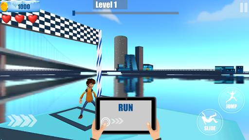 New Water Stuntman Run 2020: Water Park Free Games android2mod screenshots 3