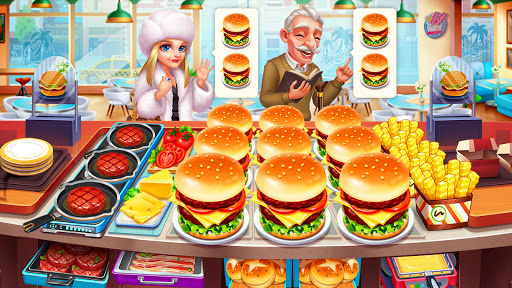 Cooking Hot - Craze Restaurant Chef Cooking Games 1.0.46 Screenshots 3