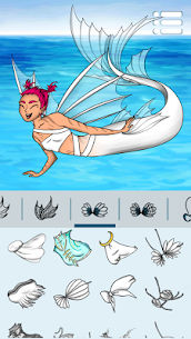 Avatar Maker: Mermaids 3.4.2.2 Mod APK Download 2