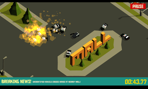 PAKO - Car Chase Simulator 1.0.8 Screenshots 7
