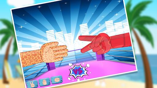 rock paper scissor epic battle childhood game screenshot 3