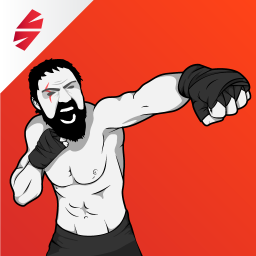 MMA Spartan System Home Workouts & Exercises Free icon