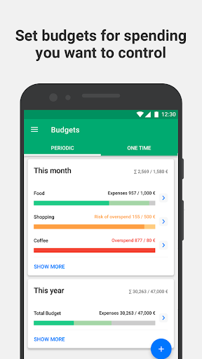 Wallet: Personal Finance, Budget & Expense Tracker screen 2