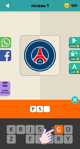 Logo Test: Franu00e7ais Quiz & Jeu, Devinez la Marque screenshots 5