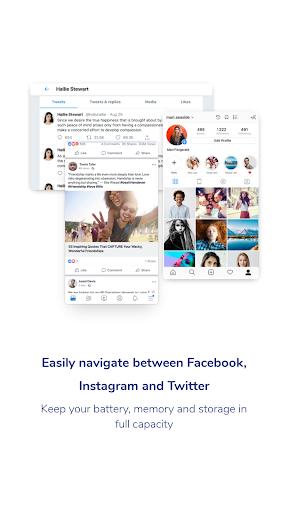 Foto do Social One - Facebook, Instagram & Twitter