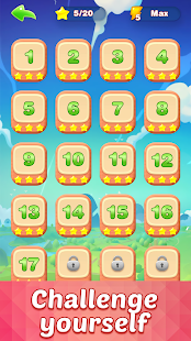 Tap tile-addicting puzzle game