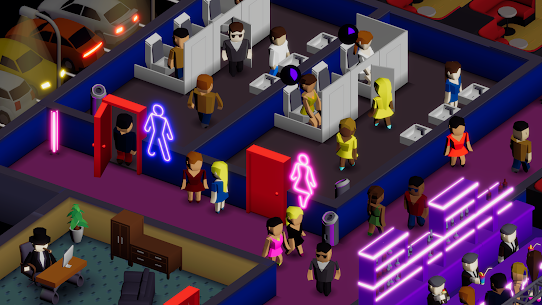 Nightclub Empire – Idle Disco Tycoon Mod Apk (Free Shopping) 4