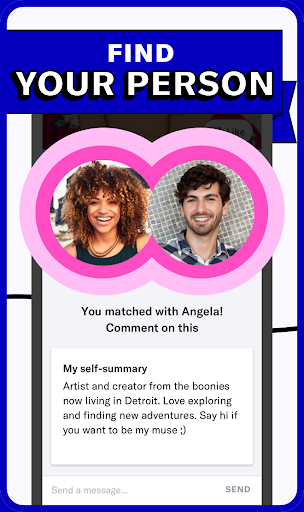 OkCupid - The Online Dating App for Great Dates 49.2.0 Screenshots 6