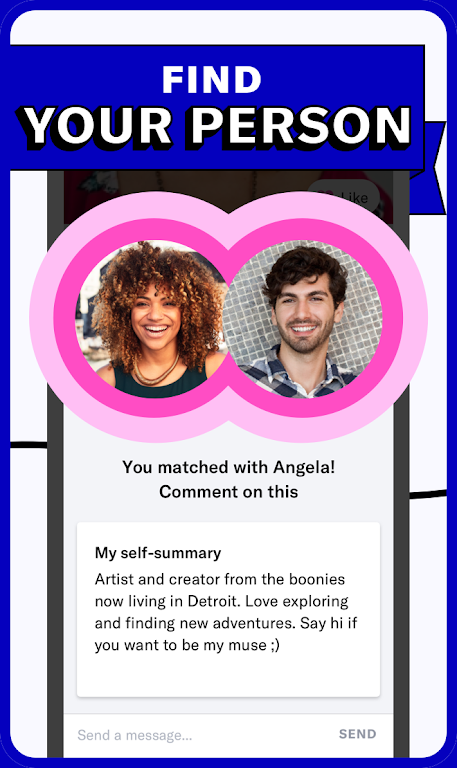 OkCupid - The Online Dating App for Great Dates  poster 5