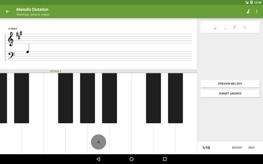 Perfect Ear - Music Theory, Ear & Rhythm Training 3.8.56 Screenshots 15