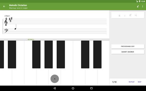 Perfect Ear - Music Theory, Ear & Rhythm Training 3.9.8 Screenshots 23