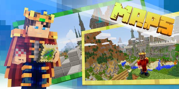 Minecraft PE(Pocket Edition)用MOD-MASTER無料